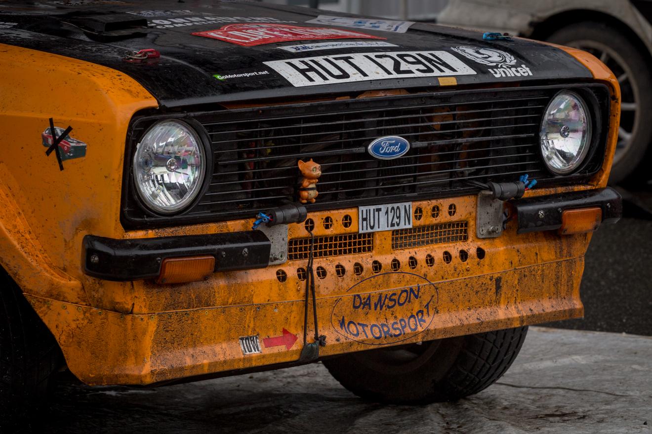 Ford Mk2 Escort 1600