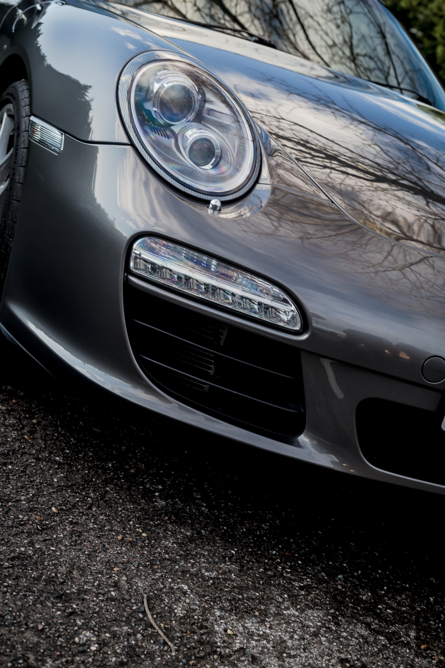 Porsche 911 details