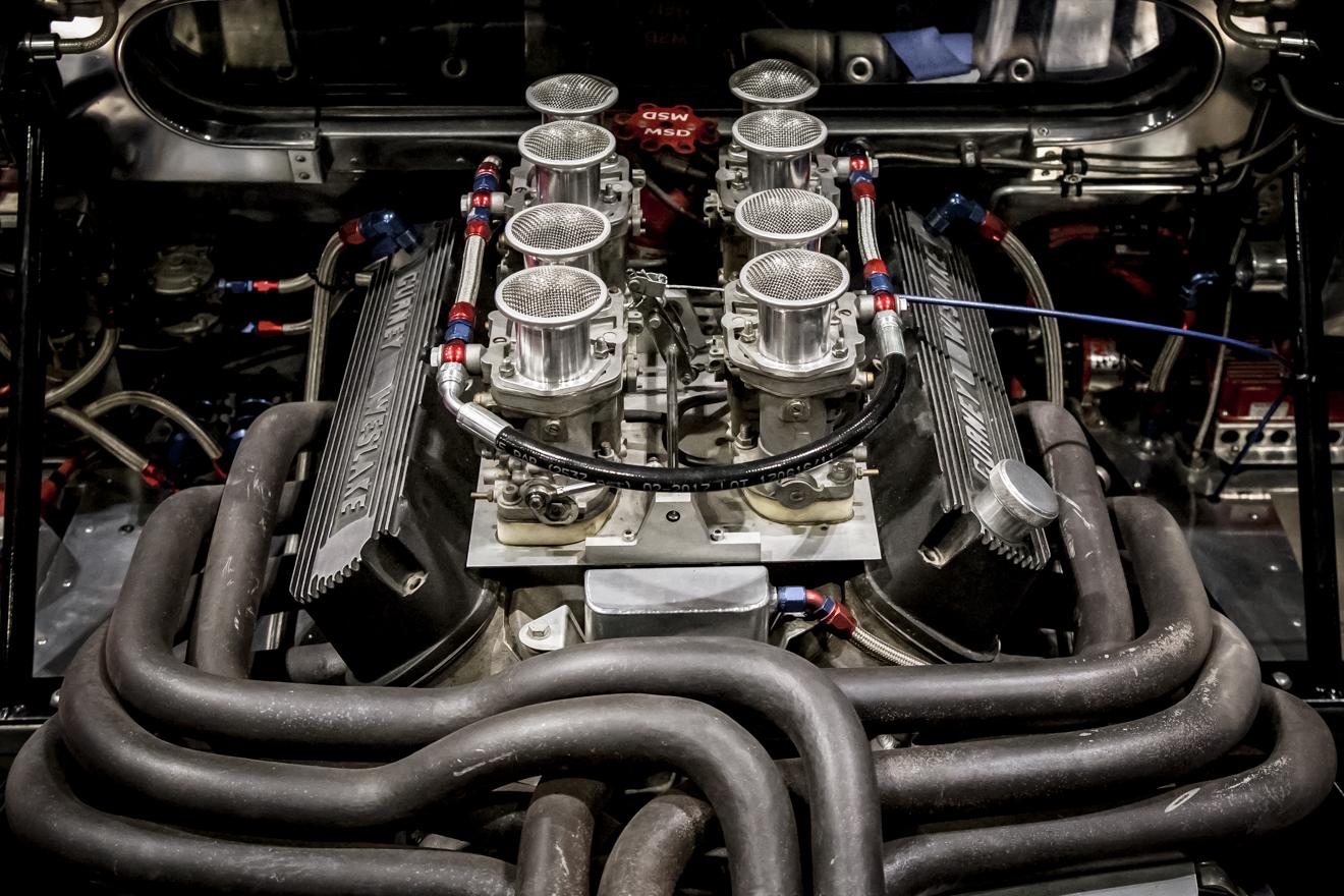 Ford GT40 V8