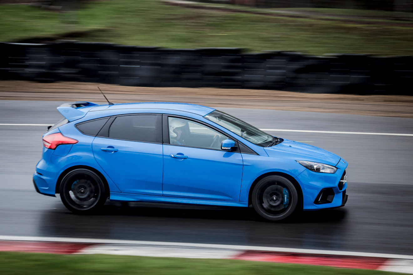 Ford RS Focus, Paddock Hill