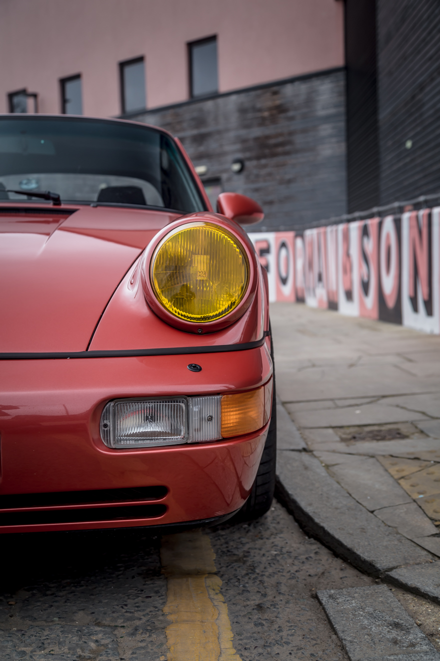 Not so pink 911