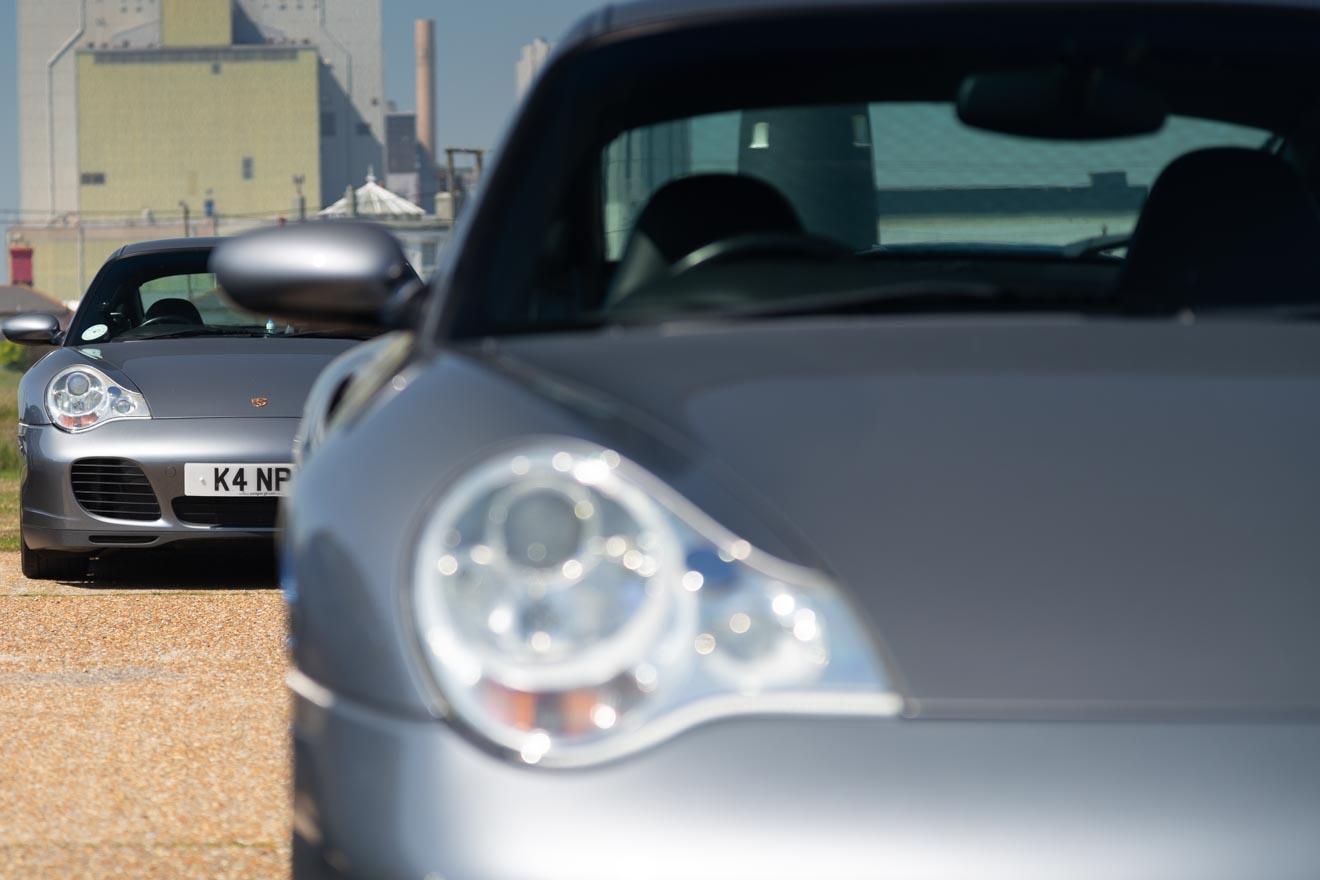 Porsche 996's