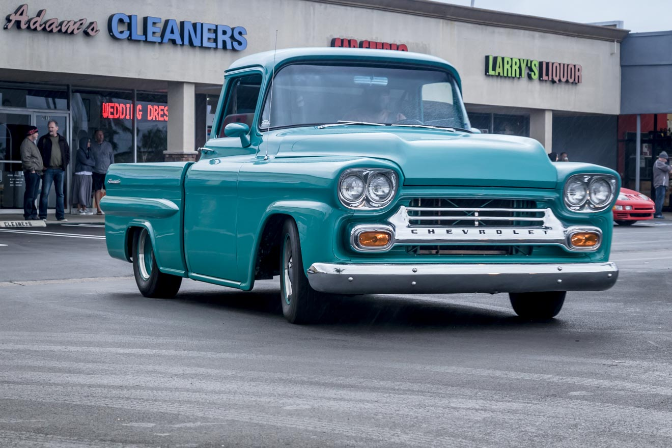 Cool Chevy Apache pick up