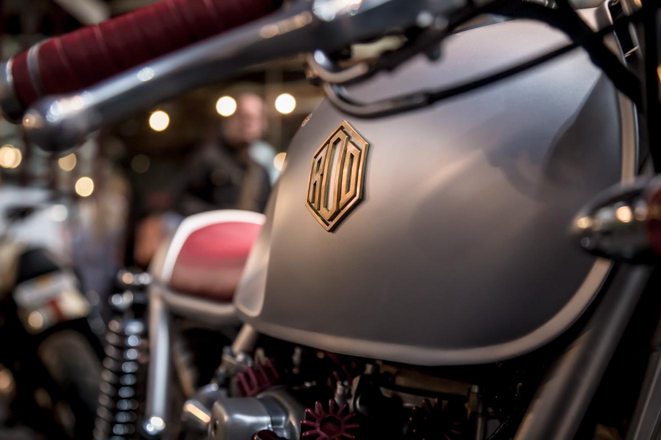 ROD Honda CB500