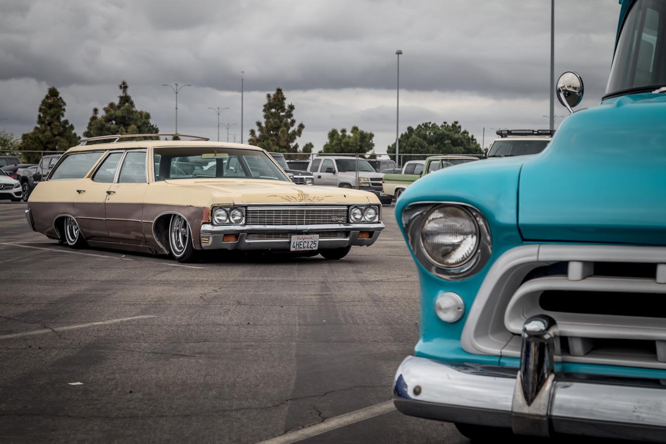 Chevrolet Kingswood wagon