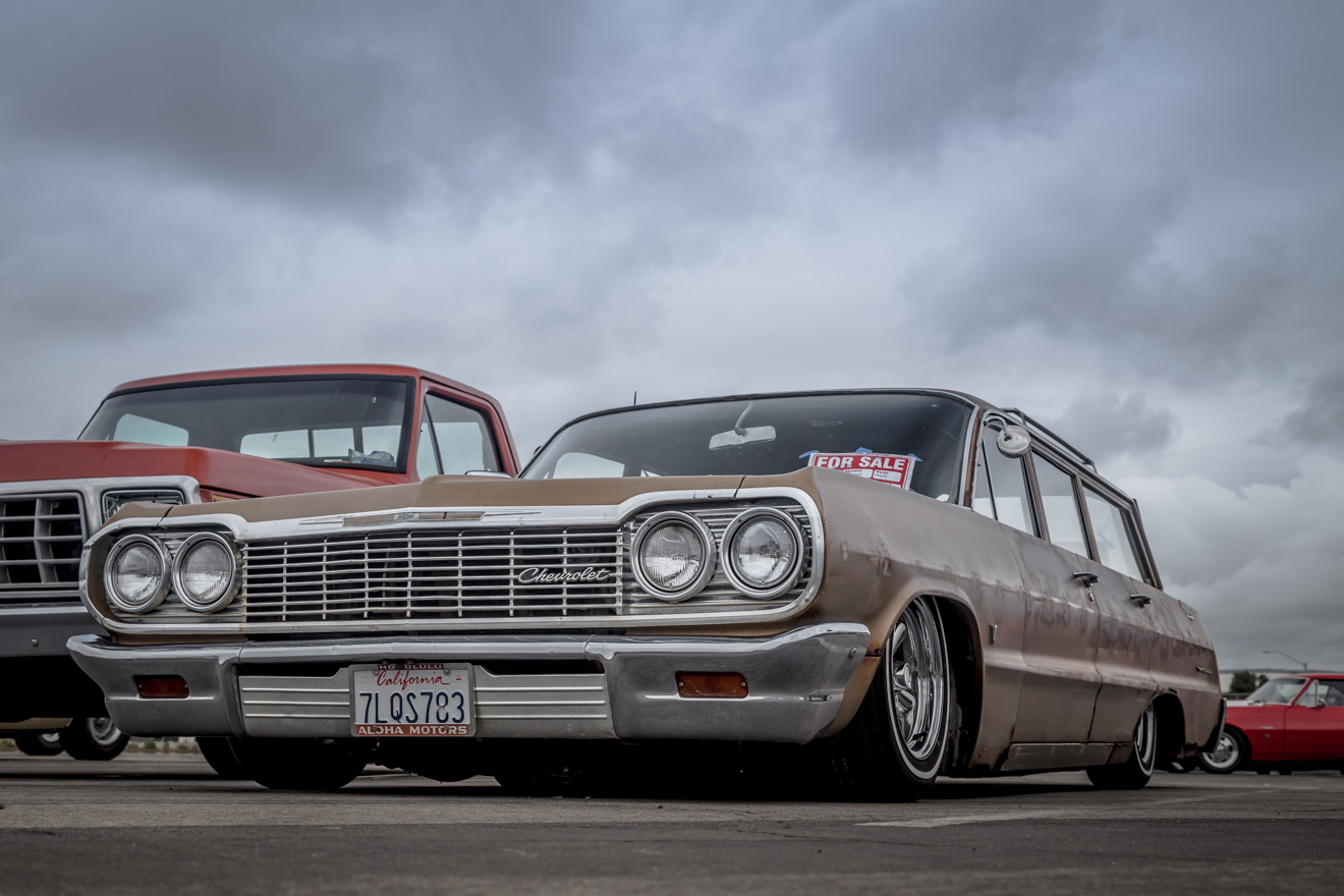 Chevrolet 4 door wagon