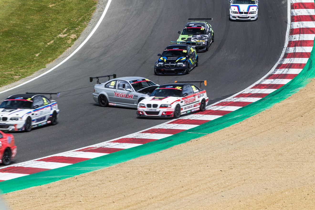BMW M3 racing
