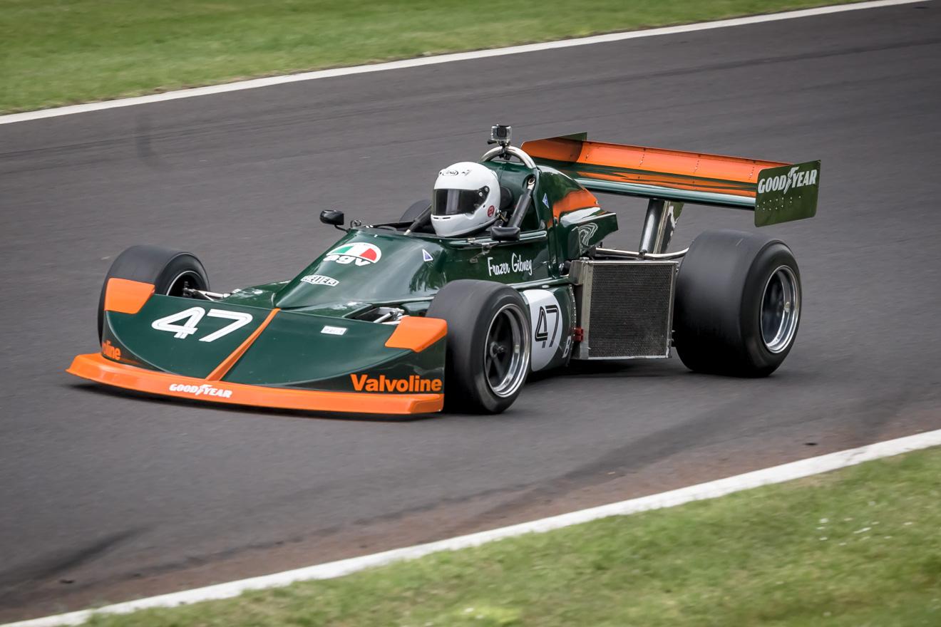Historic formula 2 at Brands Hatch