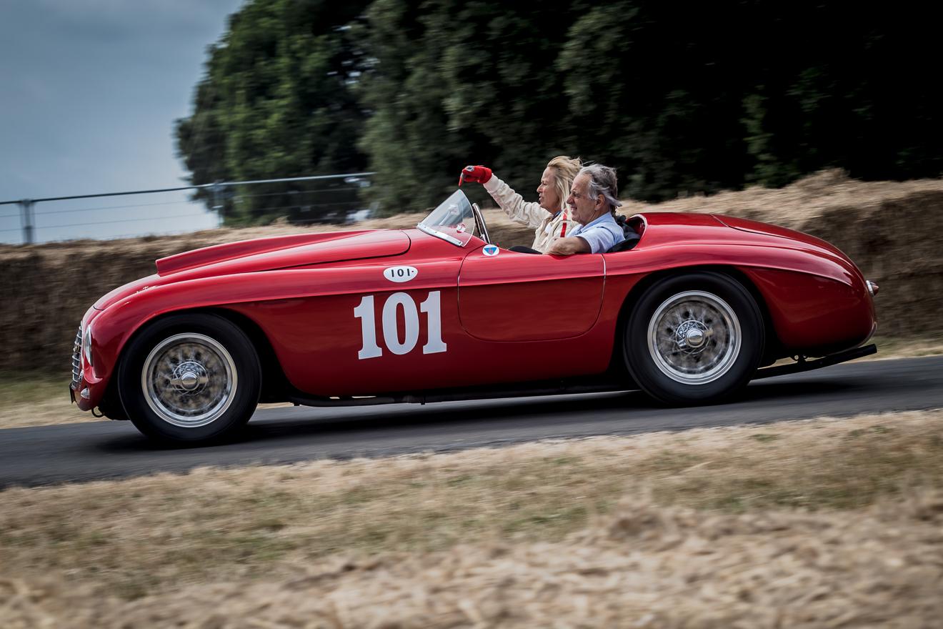 1949 Mille Miglia winning Ferrari 166 MM Barchetta